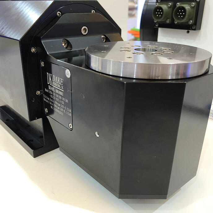 7 DDR Rotary Table 100 5X
